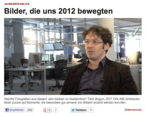 Tobor Bogun über Bilderstrecken auf zeit.de