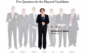 Five Questions for the Mayoral Candidates nytimes.com