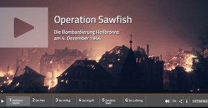 """Operation Sawfish"""